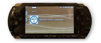 psp wireless stream