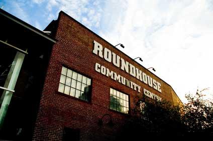 roundhouse community centre